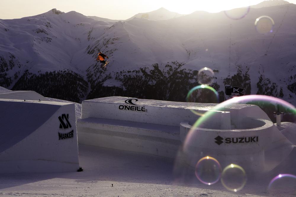 SuzukiNineQueens 2014 - DAY 5 - kicker-katie summerhayes - David Malacrida - LR