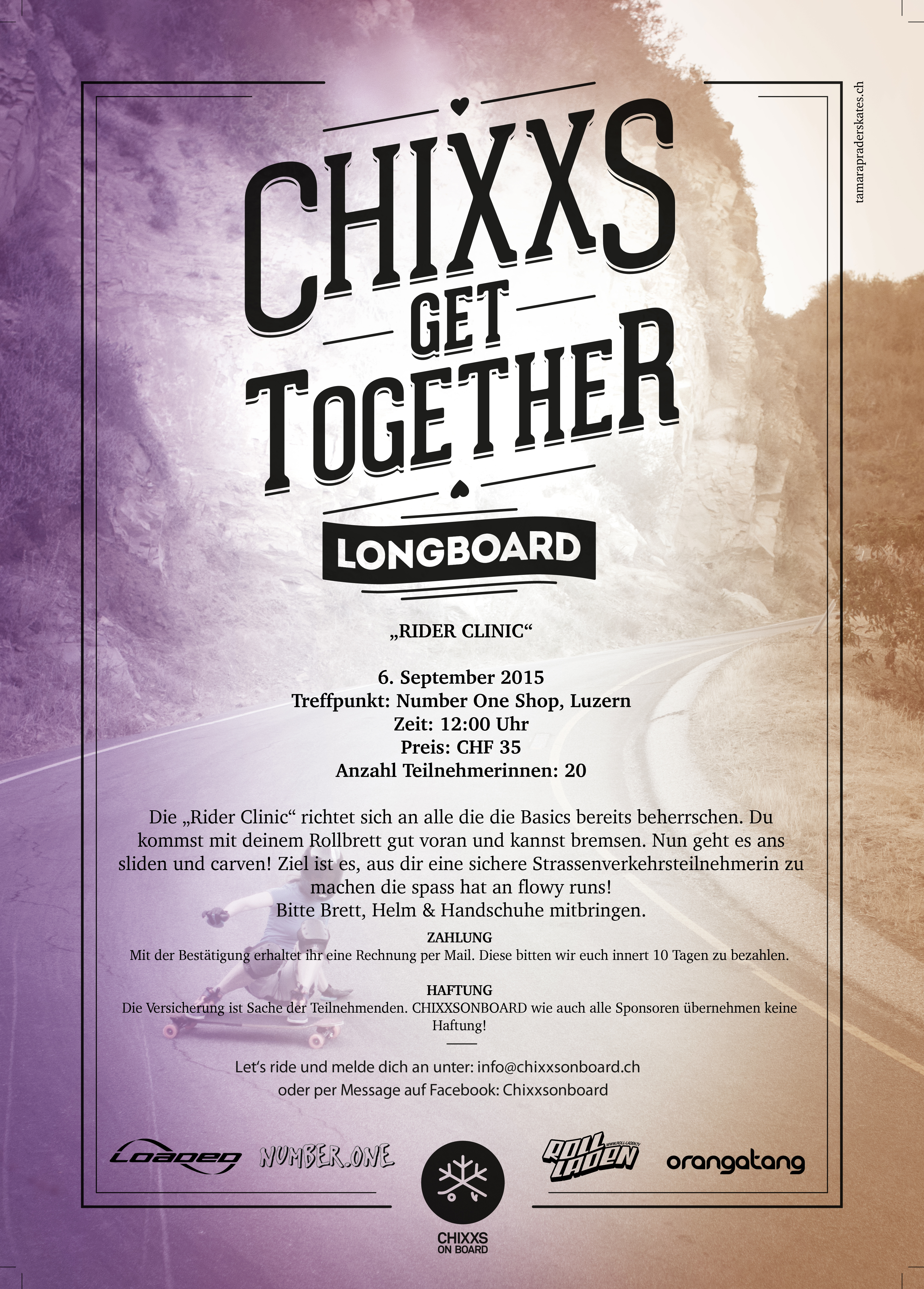 ChixxsOnLongboards2015 intermediate