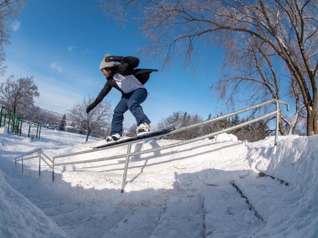 Präsentiert von Snowboarder Magazin!